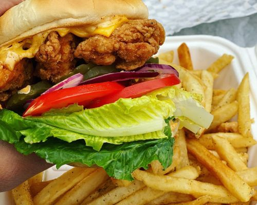 top bay area caterers sandwich box burger meal