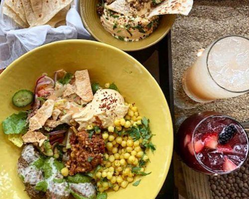 top caterers boston mediterranean catering food