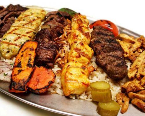 mediterranean healthy cuisine catering