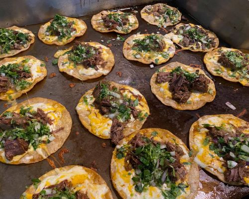 top mexican catering food