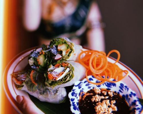 top thai asian cuisine company lunch order los angeles