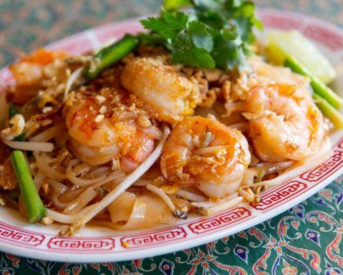 ingredients healthy food thai meal