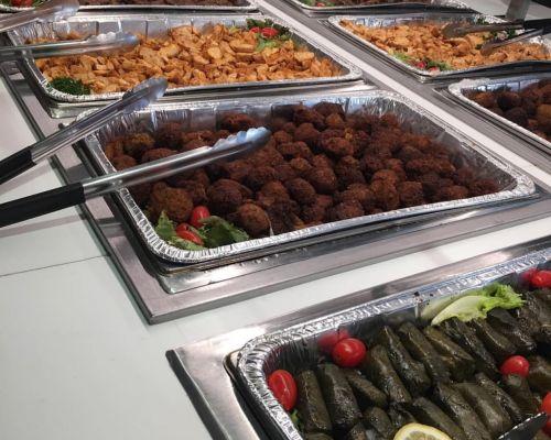 trukish caterer best washington catering service