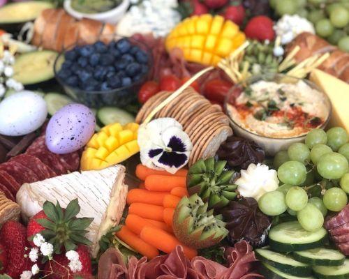 vegan veg healthy office corporate catering options san francisco