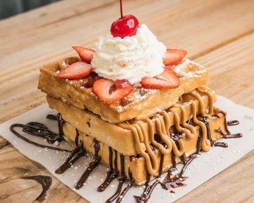 waffle olicious richardson tx