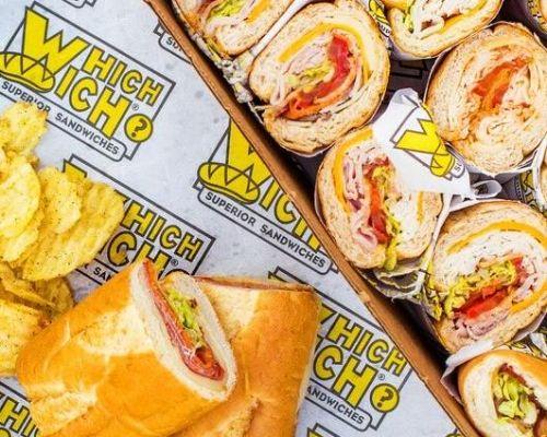 which wich superior Sandwiches louis park mn