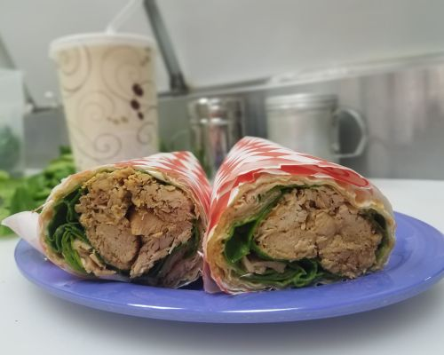 wrap platter team lunch office catering cary