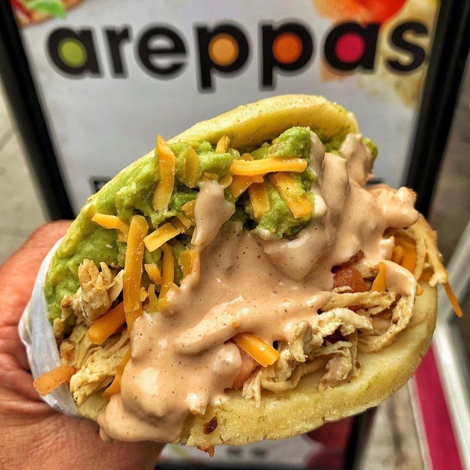 Arepas Lunch Package