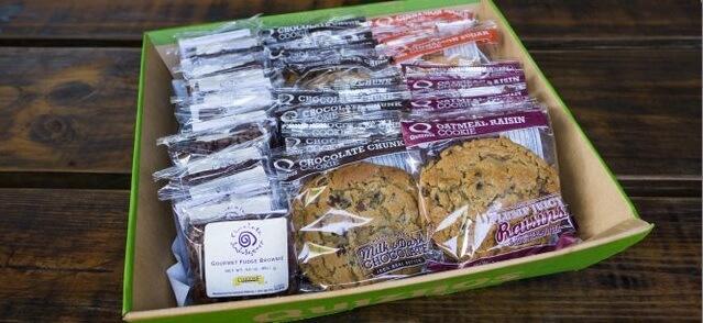 Assorted Brownies & Cookies