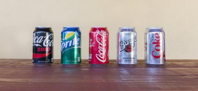 Assorted Individual Sodas