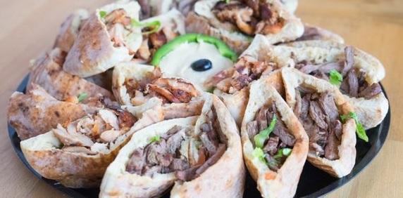 Assorted Pita Sandwich Tray