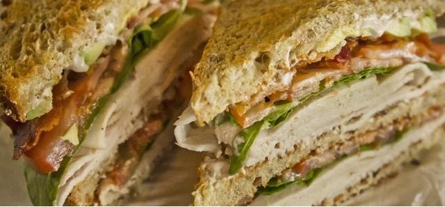 Assorted Sandwiches Platter