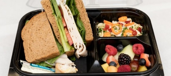 Assorted Specialty Sandwich/Wrap Boxed Lunches