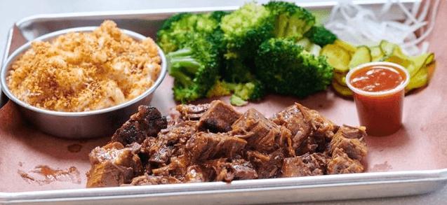 BBQ Beef Brisket Box