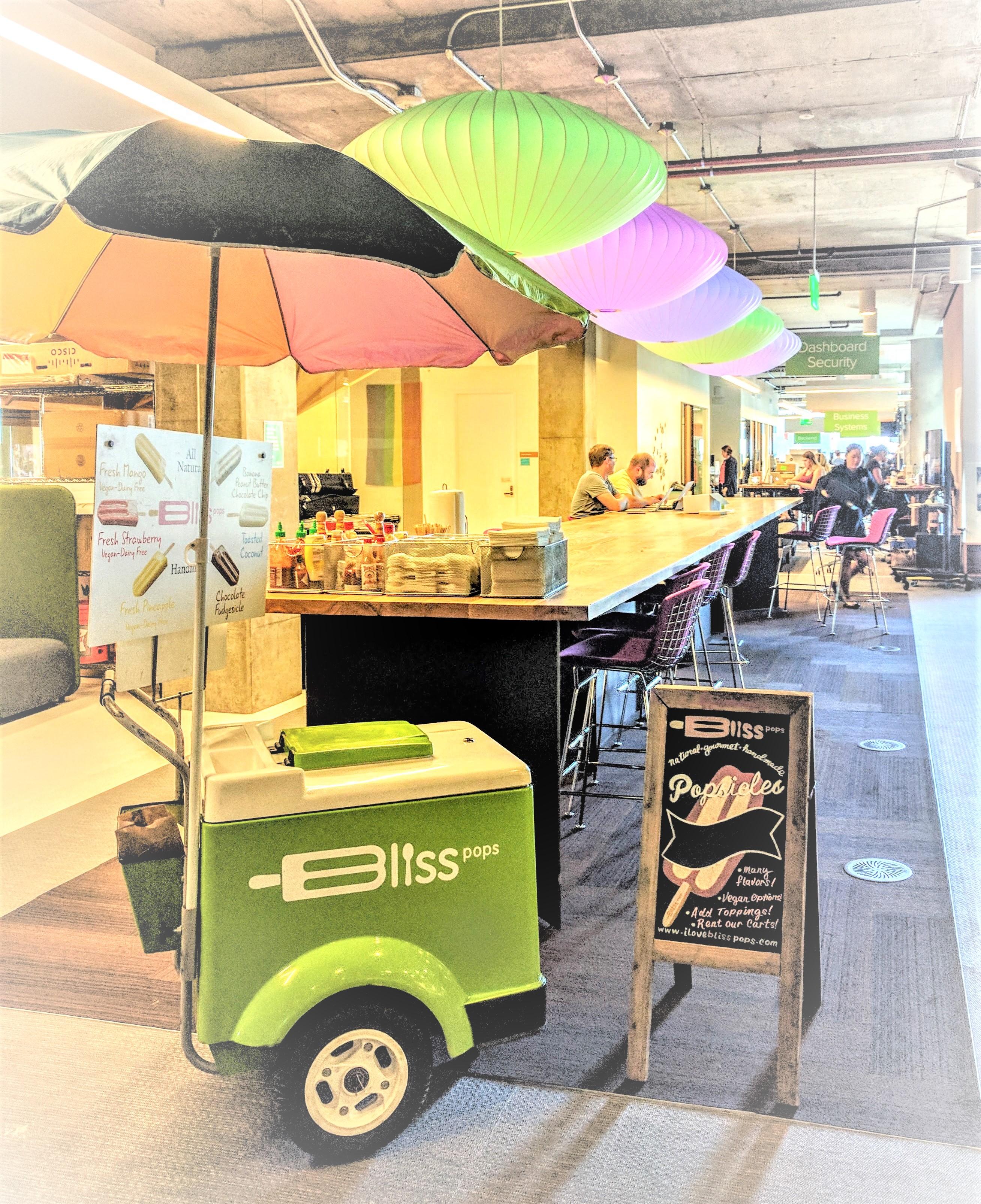 Bliss Cart Rental