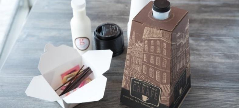 Box of Hot Coffee
