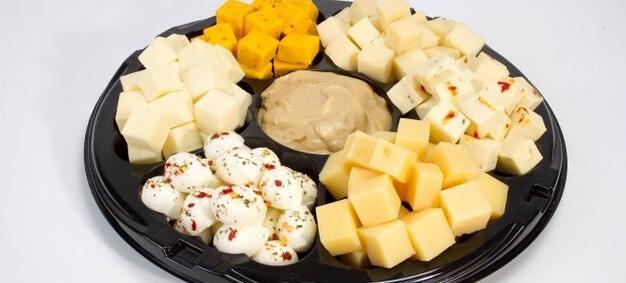 Cheese Sampler Platter