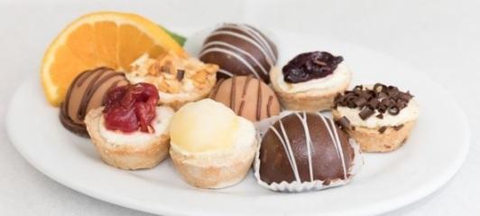 Chef's Choice Miniature Desserts