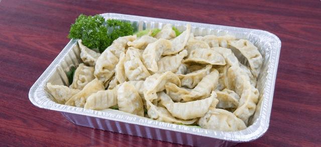 Chicken Gyoza Platter