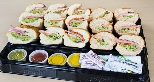 Classic Combo Sandwich Platter
