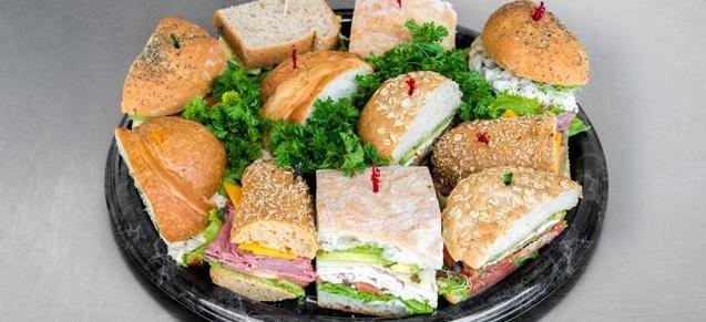 Corporate Lunch Sandwich Platter