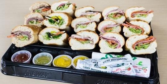 Custom Sandwich Platter