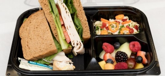 Deli Sandwich Boxed Lunch