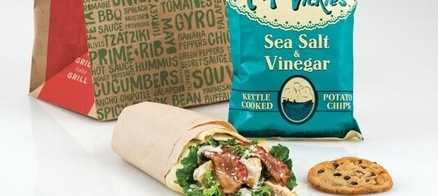 Express Pita Sandwich Box Lunches