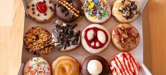 Funkadellic Donuts