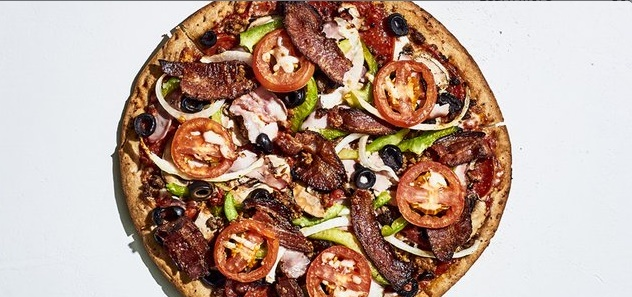Gluten-Free House Special Pizza
