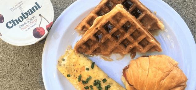 Gourmet Brunch Platter
