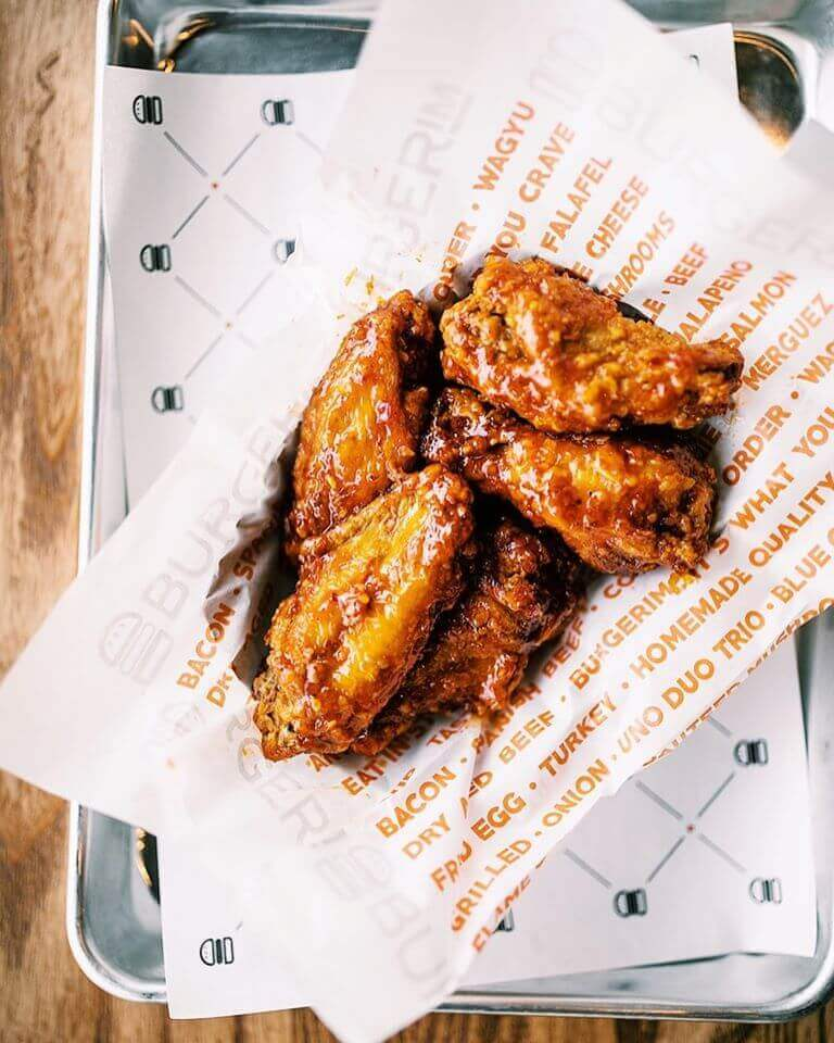 Gourmet Chicken Wings