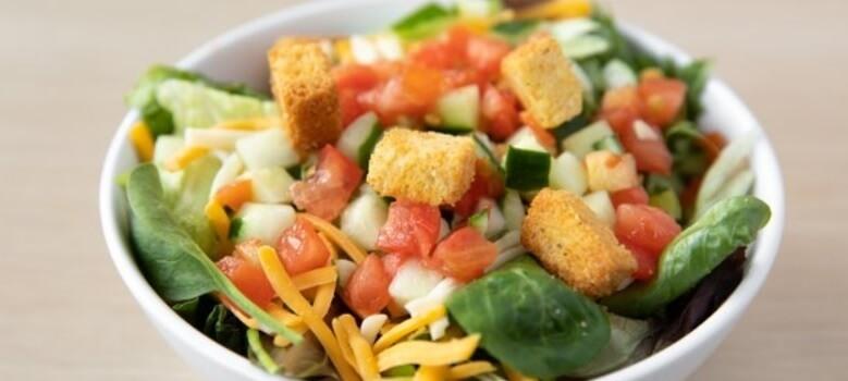 Group Garden Salad