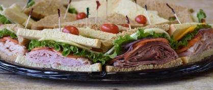 Handcrafted Sandwich Platter