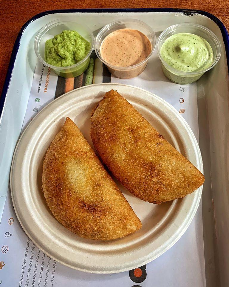 Homemade Empanada