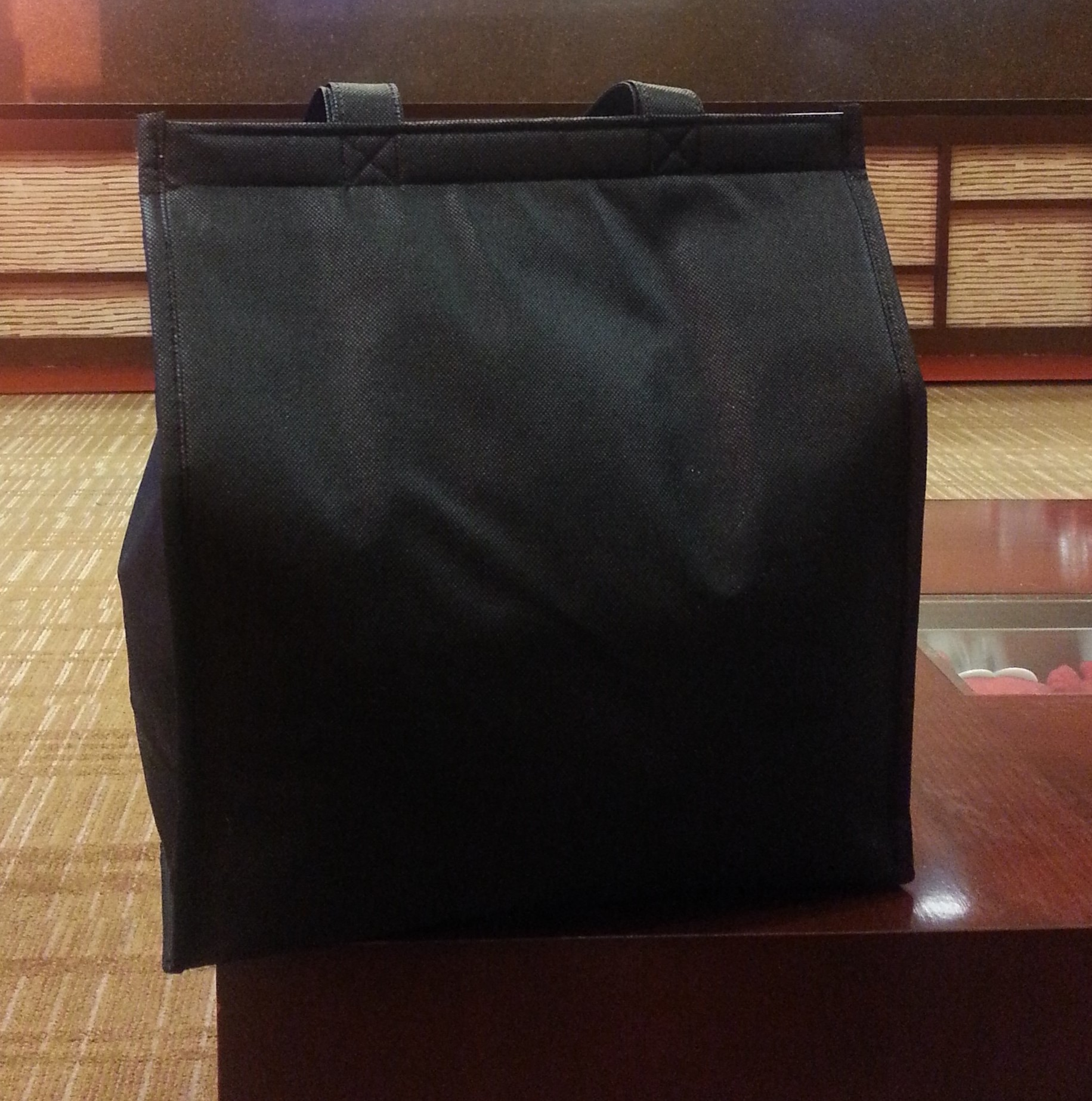 Insulated Bag with Dry Ice