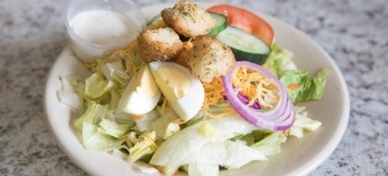 Jam's House Salad
