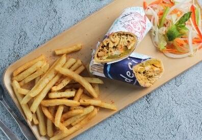 Makhni Burritos