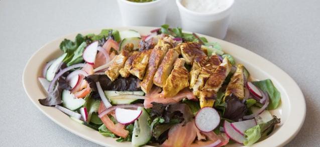 Manchester Chicken Salad