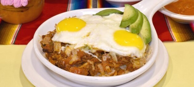 Mexican Breakfast Skillet