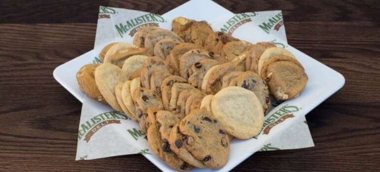 Mini Cookie Tray