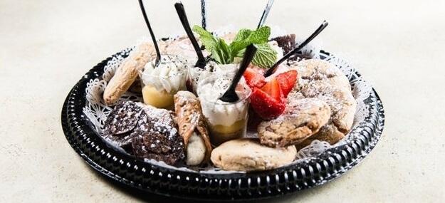 Mini Desserts Platter
