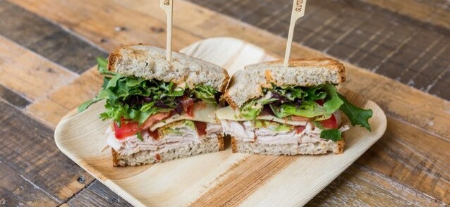 Nohea Gluten-Free Sandwich Basket