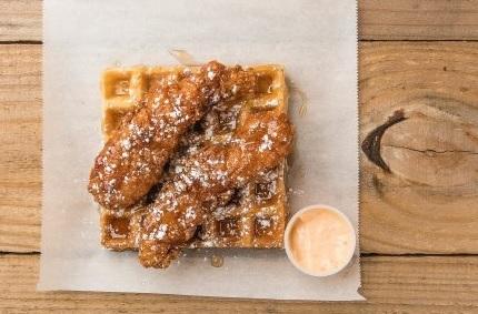 O' Chicken Waffle