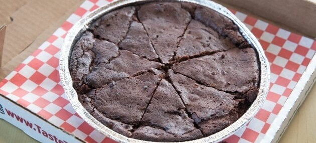 Pizza Brownie