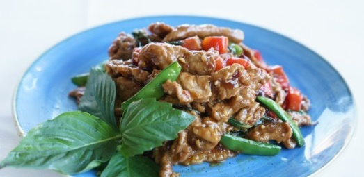 Rangoon Lemongrass Pork