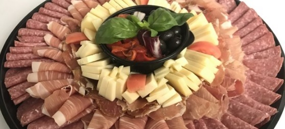 Rofrano Meat & Cheese Platter