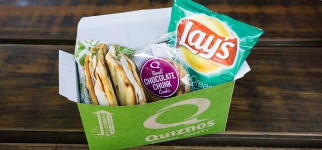 Sammies Box Lunch