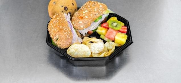 Sandwich & Chips Box Lunch