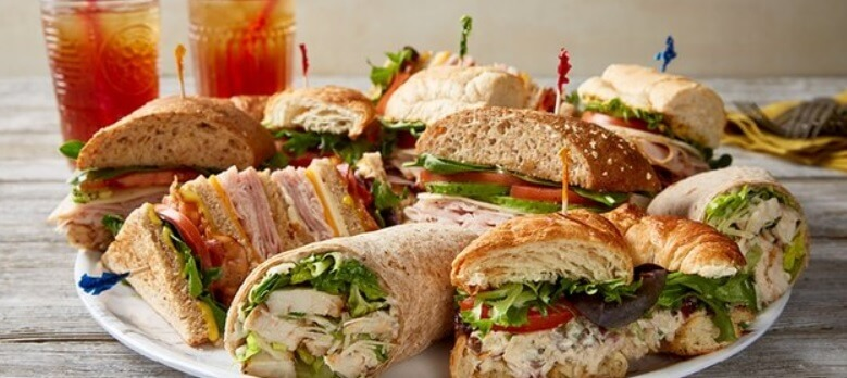 Signature Sandwich Tray